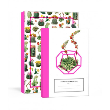Cacti and Succulents: New York Botanical Garden Large and Small Journals