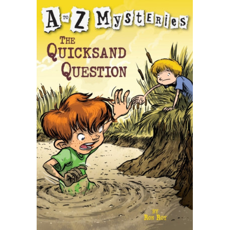 Atoz Mysteries: The Quicksand Question