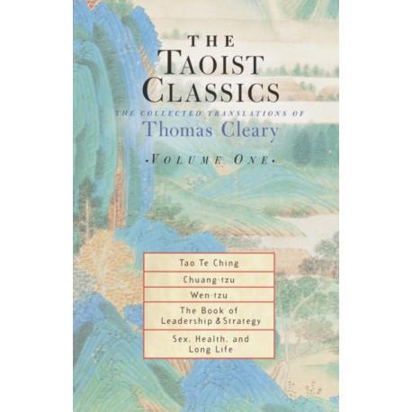 Taoist Classics Volume 1