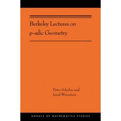 Berkeley Lectures on p-adic Geometry: (AMS-207)