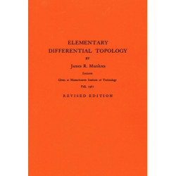 Elementary Differential Topology. (AM-54), Volume 54