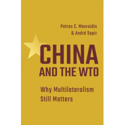 China and the WTO: Why Multilateralism Still Matters