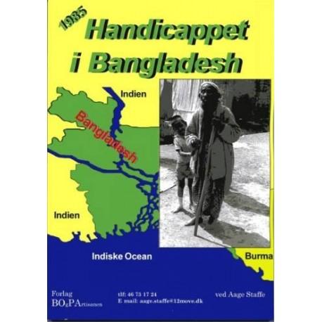 Handicappet i Bangladesh 1985