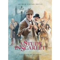A Study in Scarlet: Sherlock Holmes
