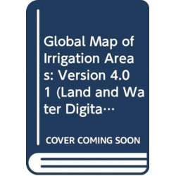 Global Map of Irrigation Areas: Version 4.0.1