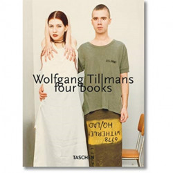 Wolfgang Tillmans. four books. 40th Ed.