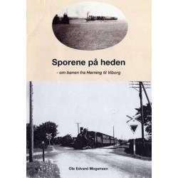 Sporene på heden: om banen fra Herning til Viborg