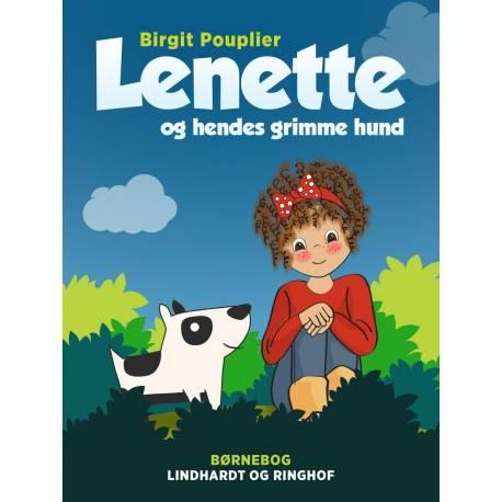 Lenette og hendes grimme hund