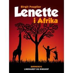 Lenette i Afrika