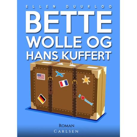 Bette Wolle og hans kuffert