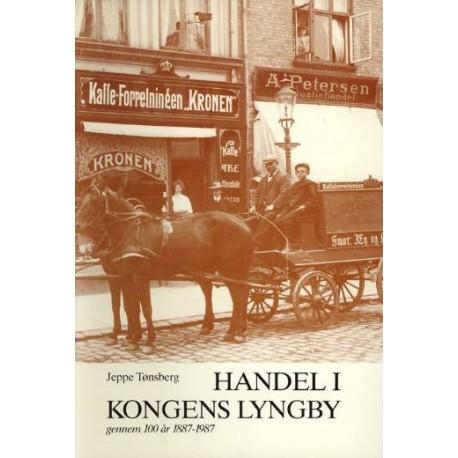 Handel i Kongens Lyngby gennem 100 år 1887-1987