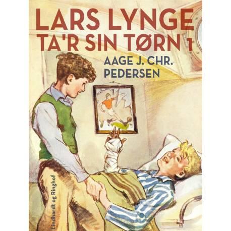 Lars Lynge ta'r sin tørn