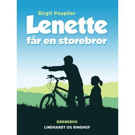 Lenette får en storebror