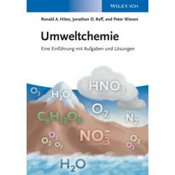 Umweltchemie: Eine Einfuhrung mit Aufgaben und Loesungen