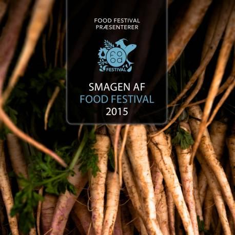 Smagen af Food Festival 2015