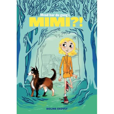 Hvad har du gang i, Mimi