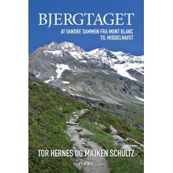 Bjergtaget: at vandre sammen fra Mont Blanc til Middelhavet
