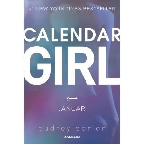 Calendar Girl: Januar