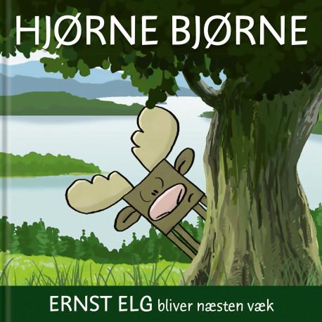Hjørnebjørne- Ernst Elg bliver næsten væk