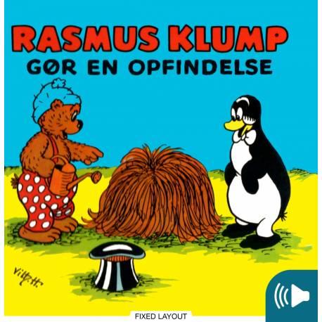Rasmus Klump og opfindelsen