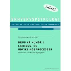 Brug af humor i lærings og udviklingsprocesser