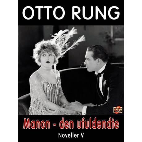 Manon - den ufuldendte