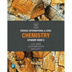 Pearson Edexcel International A Level Chemistry Student Book