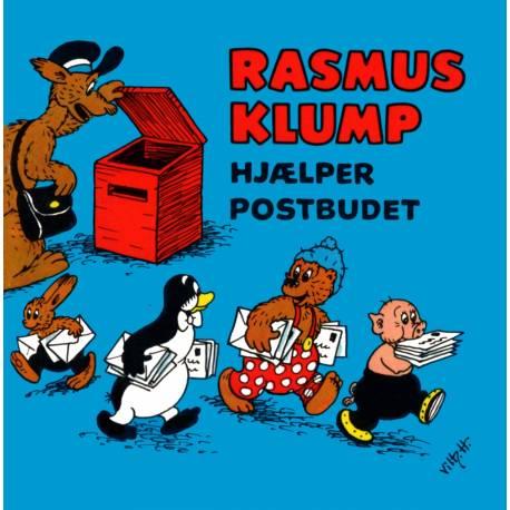 Rasmus Klump hjælper postbuddet