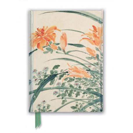 Chen Chun: Garden Flowers (Foiled Journal)