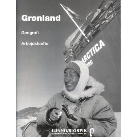 Grønland, geografi, arbejdshæfte