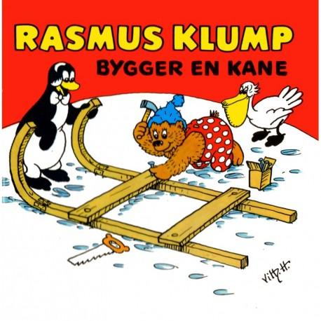 Rasmus Klump bygger en kane