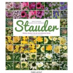 Stauder - 32 opskrifter på de smukkeste bede