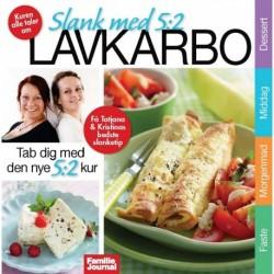 Lavkarbo og 5:2 Kuren 1: Tab dig med LCHF/Lavkarbo go den populære 5:2 kur