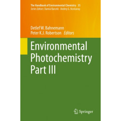 Environmental Photochemistry Part III