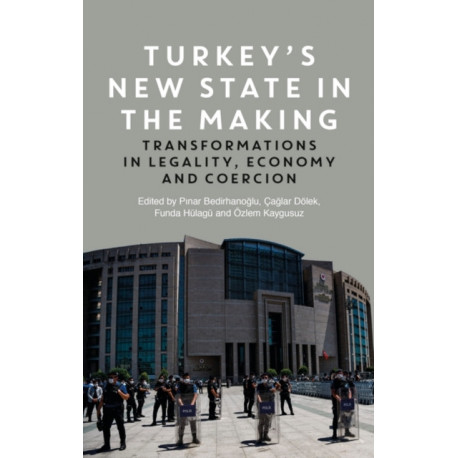 Turkey's New State in the Making: Transformations in Legality, Economy and Coercion