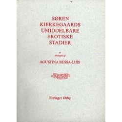 Søren Kierkegaards umiddelbare erotiske stadier: et skuespil