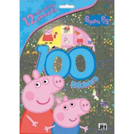 Gurli Gris – 100 stickers