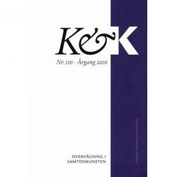 K&K 110: Overvågning i samtidskunsten
