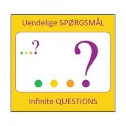 Uendelige spørgsmål: Infinite questions