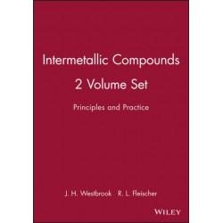Intermetallic Compounds: Principles and Practice 2 Volume Set