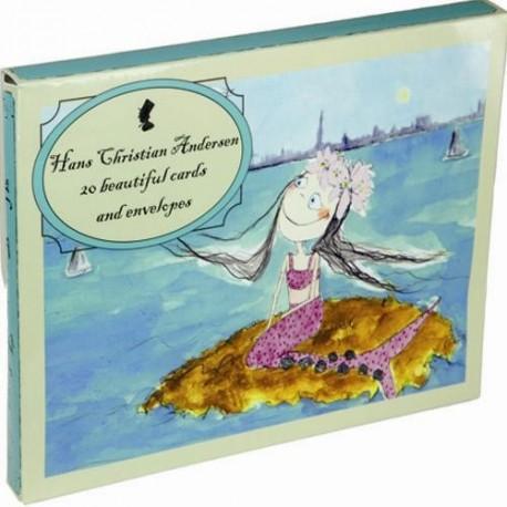 H.C. Andersen kunstkort