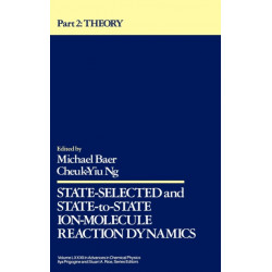 State Selected and State to State Ion Molecule Reaction Dynamics, Part 2: Theory