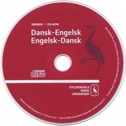 Dansk-engelsk, engelsk-dansk: ordbog cd-rom