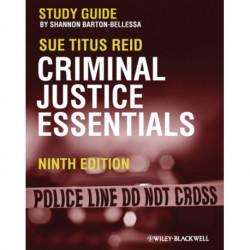 Criminal Justice Essentials: Study Guide