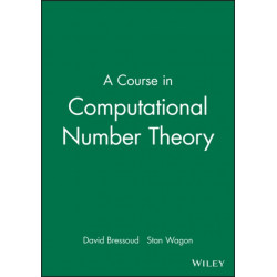 A Course in Computational Number Theory