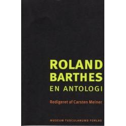 Roland Barthes: En antologi