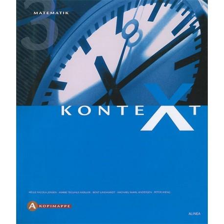 KonteXt 3 - matematik - Kopimappe A