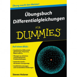 UEbungsbuch Differentialgleichungen fur Dummies
