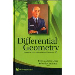 Differential Geometry - Proceedings Of The Viii International Colloquium