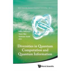 Diversities In Quantum Computation And Quantum Information